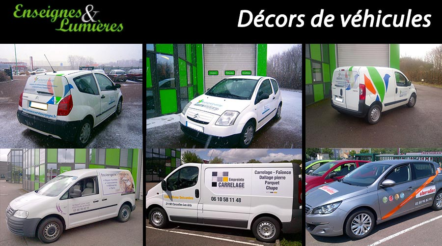 decor vehicules